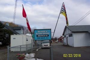 Canoe Sr.'s facility